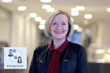 Bilde av Brith-Anne Svartsund HR-sjef i Luftfartstilsynet
