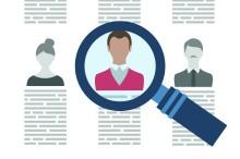 illustrasjon av rekruttering
